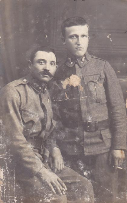 Єфрейтори австро-угорської армії