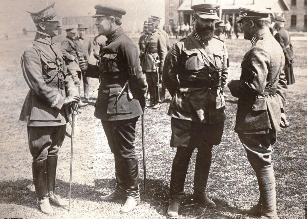 Польсько радянська війна 1919 1920 рр