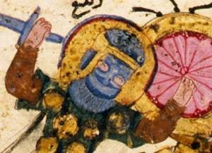 Мініатюра азербайджанського манускрипту