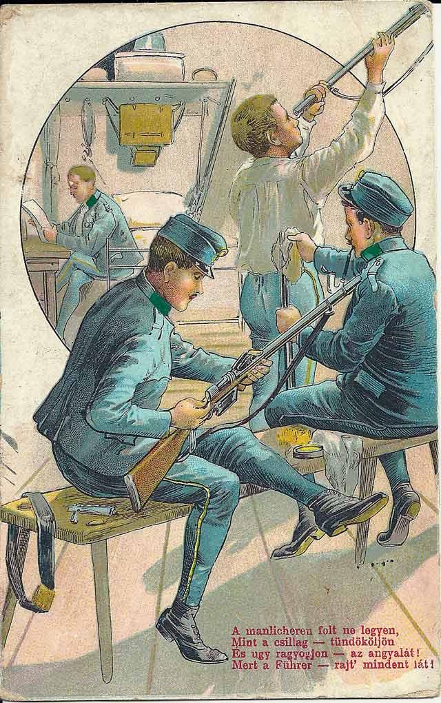 Листівки перша світова війна