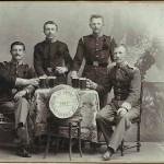 """""""На пам'ять про наші останні 100 днів"""". 1905 р. З колекції А. Паласєвича"""