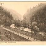 Сколе, дорога до Коростівської гути. Фото К. Ельяш. З колекції А. Паласєвича