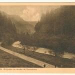 Сколе, річка Бутивля на шляху до Коростова. З колекції А. Паласєвича