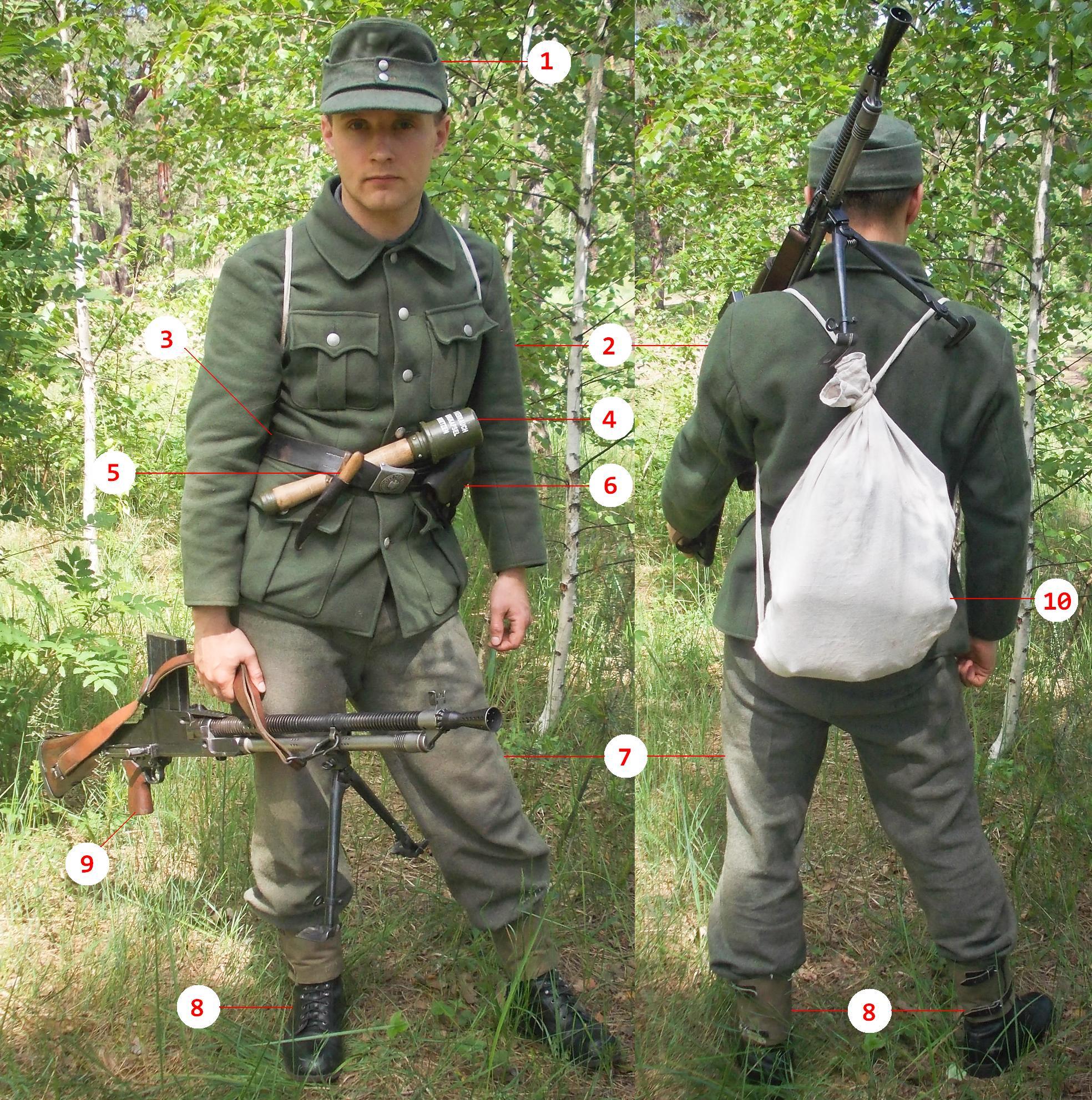 кулеметник УПА-Захід