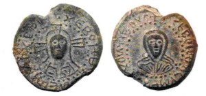 Олов'яна печатка царя Симеона (893–927).