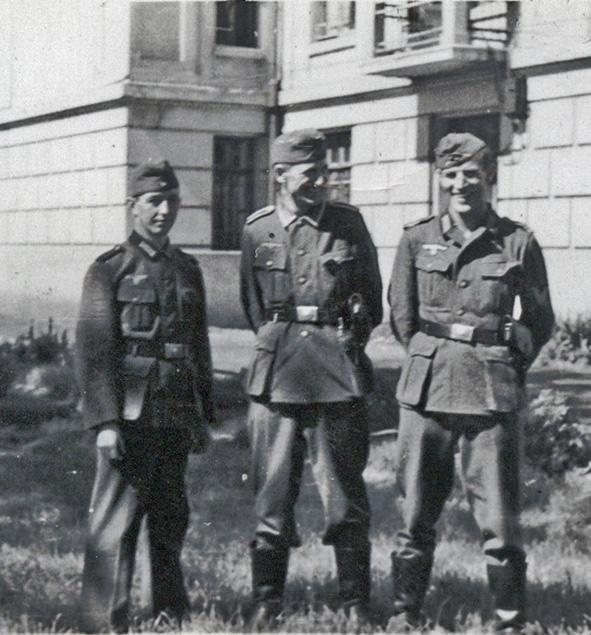 Німці в Ніжині