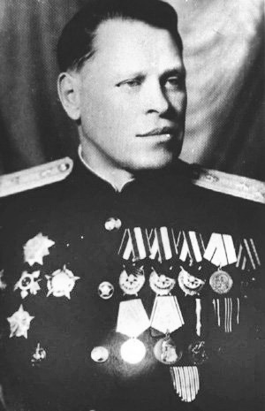 Михайло Іларіонович Шукаєв.