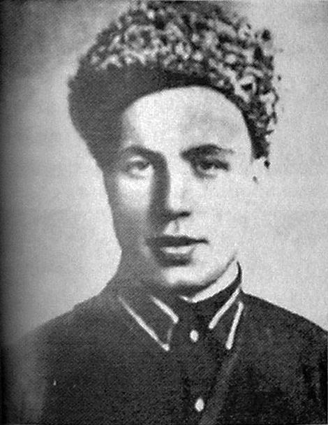 Микола Дмитрович Симоненко