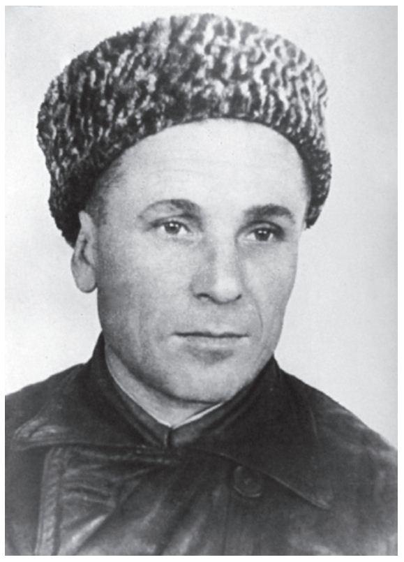 Іван Михайлович Бовкун.