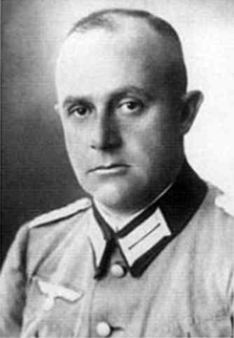 Отто Бернард фон Лаш.