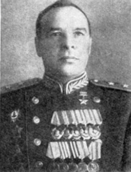 Корчагин Іван Петрович.