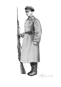 піхота УГА