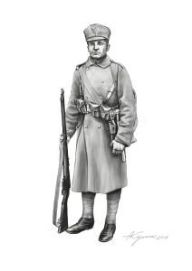 вояк галицької армії