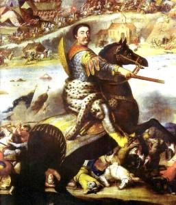 Ян Собеський у 1673 р.
