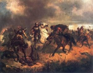 сутичка з татарами