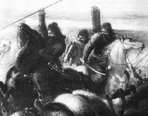 крилата кавалерія