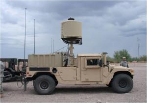 Lightweight Counter-Mortar Radar