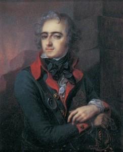 портрет Понятовського