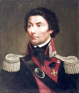портрет Косцюшко