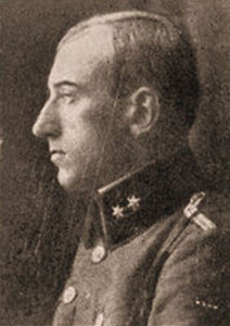 Пшемислав Бартель де Вейденталь (Барта, Przemysław Barthel de Weydenthal, 1893–1919), начальник штабу Головного командування Польсь-ких військ в Україні