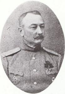 Генріх Кунцман (Henryk Kuncman, 1872–1918), командувач 7-го польського уланського полку. Фото до 1917 р.