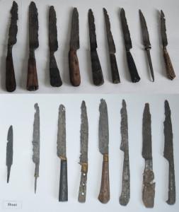 ножі Берестечко