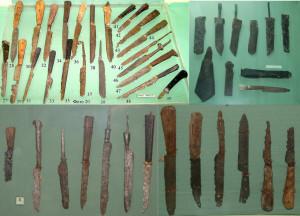 Рівне - козацькі ножі