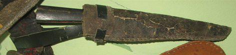 козацький ніж з Берестечка