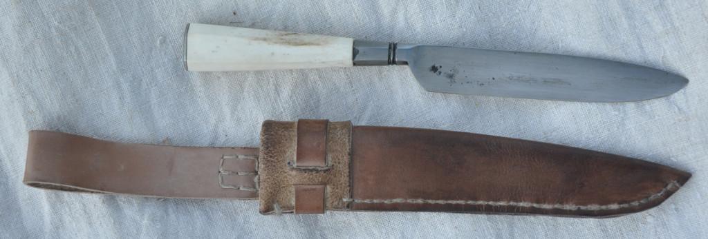 козацький ніж - реконструкція