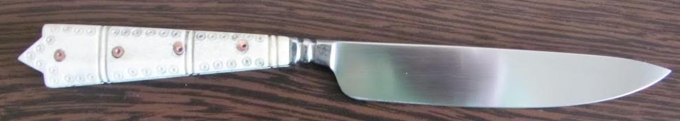 реконструкція ножа