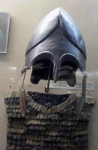 Шолом халкідського типу IV ст. до Р.Х. з Пастирського (Смілянський район Черкаськ. обл.)
