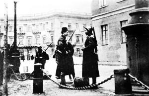 Солдати військ Антанти в Одесі. 1919 рік