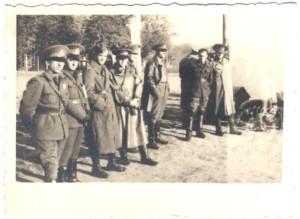 Мітинг на підтримку приєднання Бессарабії до СРСР