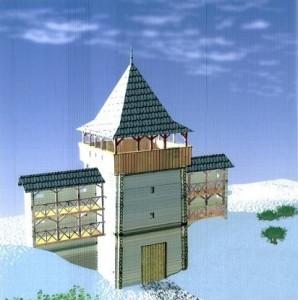 Проект вежі