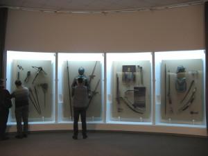 """Виставка """"Зброя в колекції НМІУ: від давнини до сучасності"""""""
